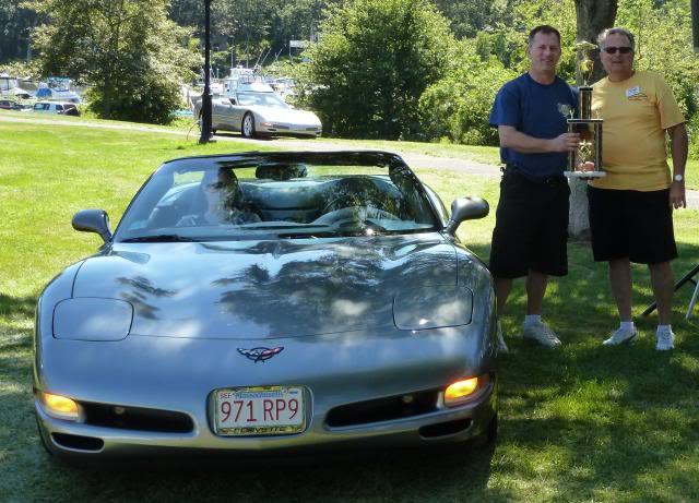 Paul Masse Chevrolet >> Corvettes By The Sea 2013   Corvette Club of Rhode Island