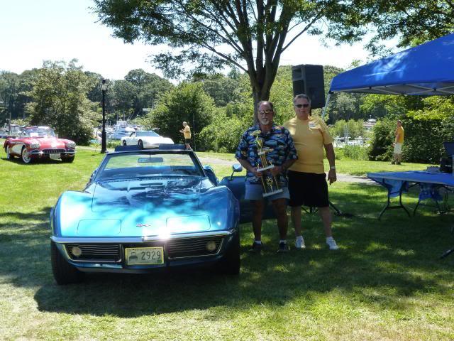 Paul Masse Chevrolet >> Corvettes By The Sea 2013 | Corvette Club of Rhode Island