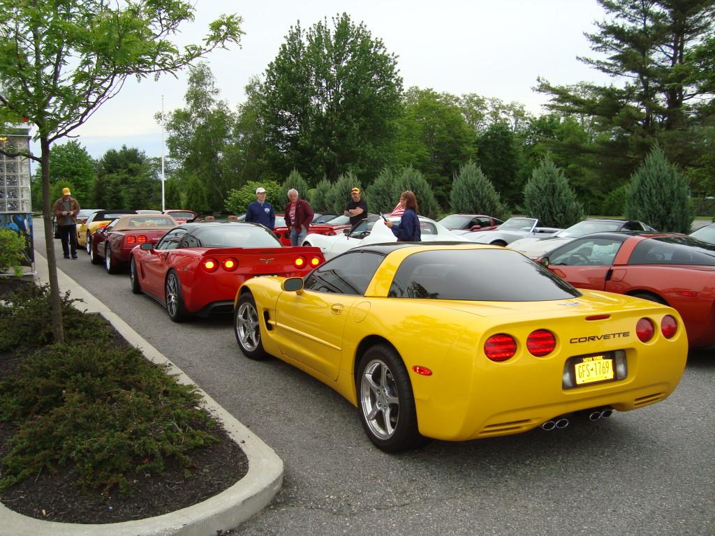 Paul Masse Chevrolet >> Back to the Beach 2013 | Corvette Club of Rhode Island