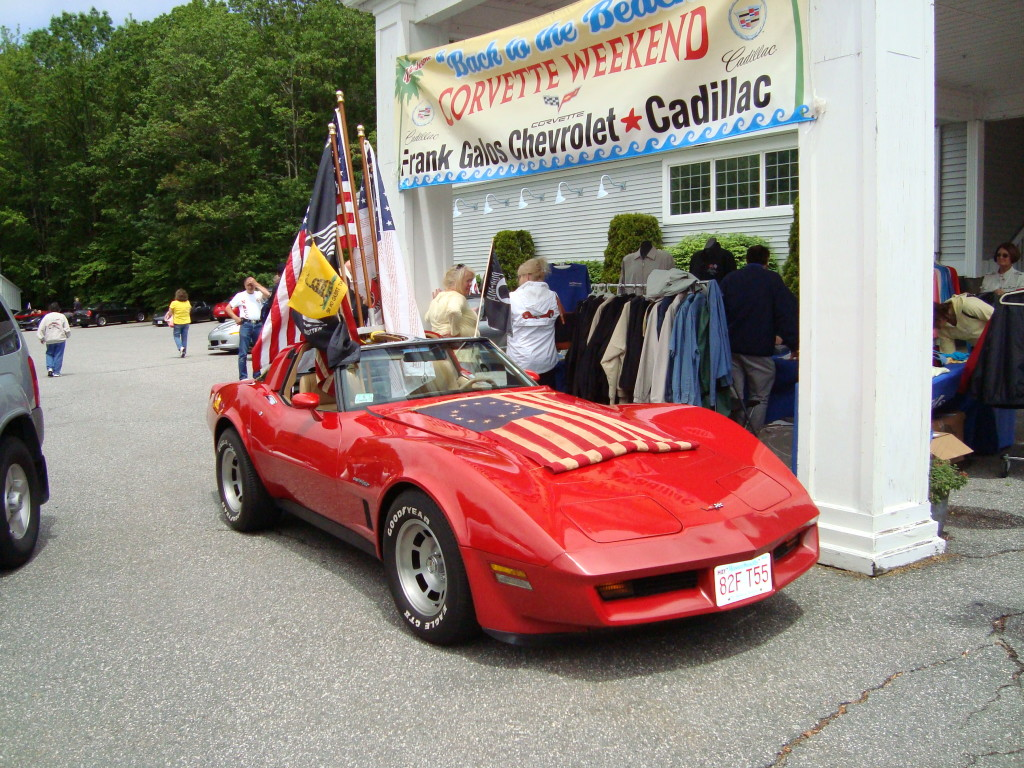 Back to the Beach 2013   Corvette Club of Rhode Island