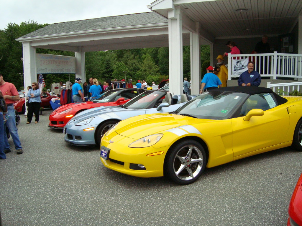 Paul Masse Chevrolet >> Back to the Beach 2013 | Corvette Club of Rhode Island