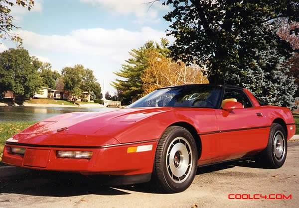 C4 (1984–1996) | Corvette Club of Rhode Island