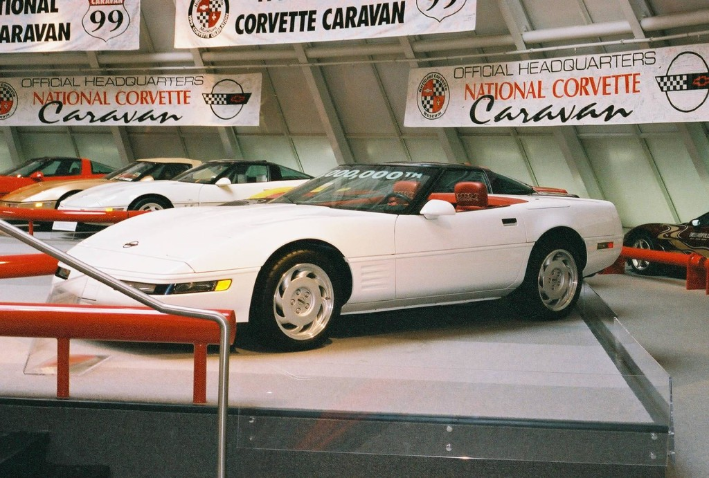 Paul Masse Chevrolet >> C4 (1984-1996) | Corvette Club of Rhode Island